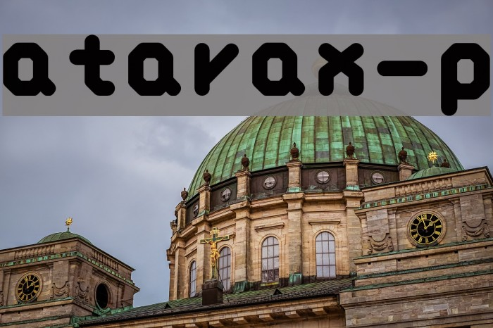 atarax-p Fonte examples