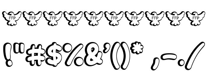 Autarquica Шрифта ДРУГИЕ символов