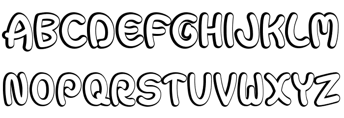 Autarquica Font UPPERCASE