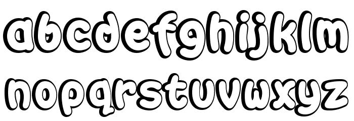 Autarquica Font LOWERCASE