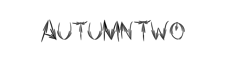 AutumnTwo  Free Fonts Download