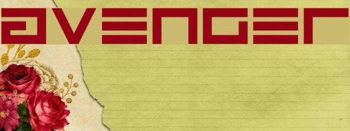 Avenger Font examples