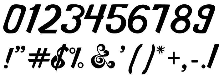 Awesome Free Font Schriftart Anderer Schreiben