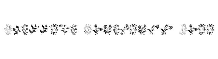 Azalleia Ornaments Free  नि: शुल्क फ़ॉन्ट्स डाउनलोड