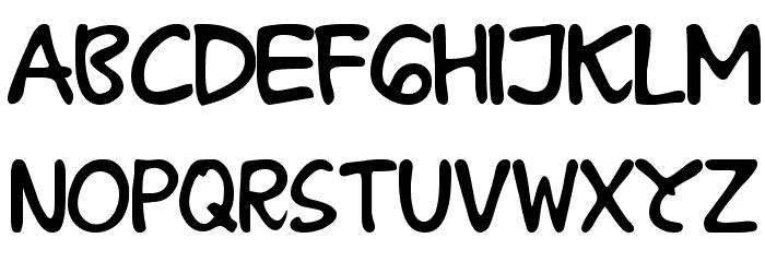 B Prahara TH_Tlsn Tgn Schriftart Kleinbuchstaben