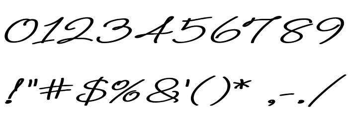 B de bonita regular Schriftart Anderer Schreiben