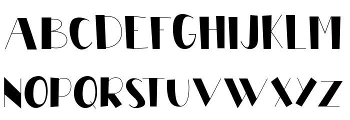 BABYCUTE لخطوط تنزيل الأحرف الكبيرة