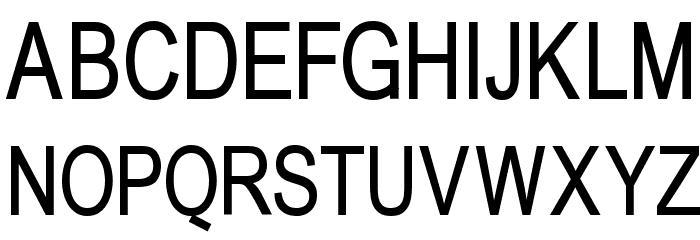 BabelSans Font UPPERCASE