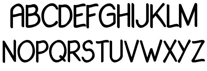 Babiole Light لخطوط تنزيل الأحرف الكبيرة
