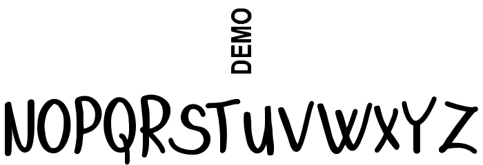 Balton Demo Font OTHER CHARS