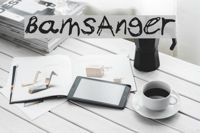 BamsAnger Fuentes examples