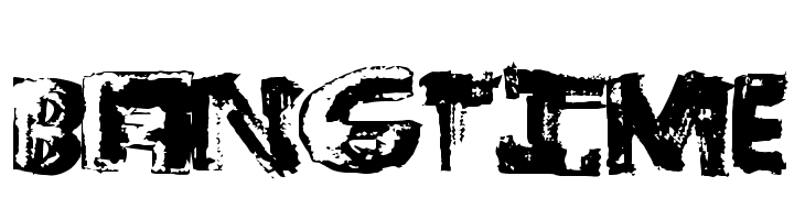 BangTime  Free Fonts Download
