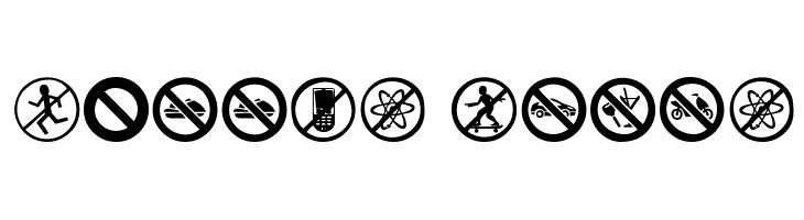 Banned World  नि: शुल्क फ़ॉन्ट्स डाउनलोड