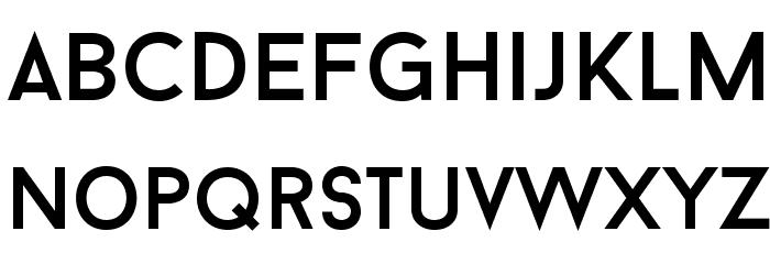 BaronNeue Font LOWERCASE