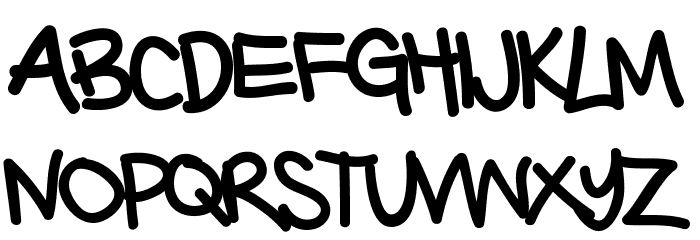 BarterwithaGypsy-Regular Font Litere mici