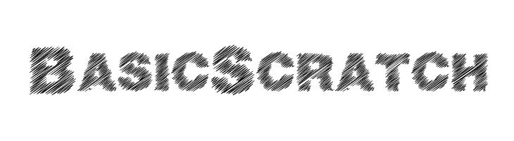 BasicScratch  Descarca Fonturi Gratis