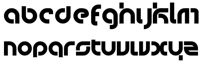 bauwerck Font UPPERCASE