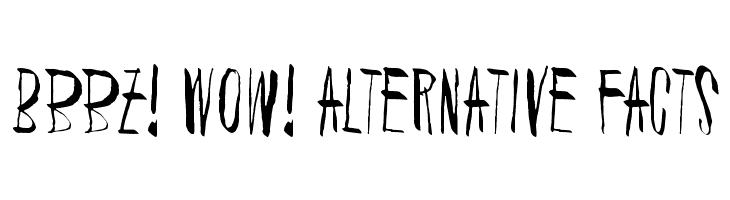 Alternative Fonts