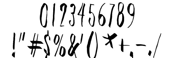 Bbbz! Wow! Alternative facts Шрифта ДРУГИЕ символов