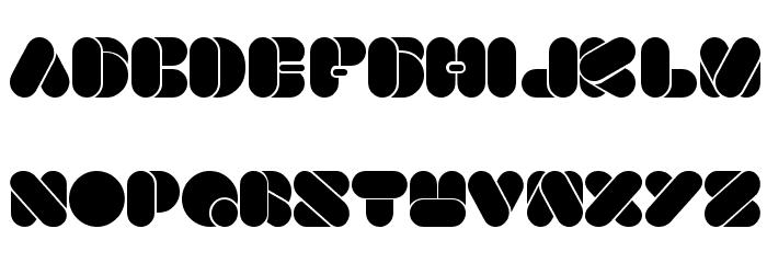 BEAUTIFUL Font LOWERCASE