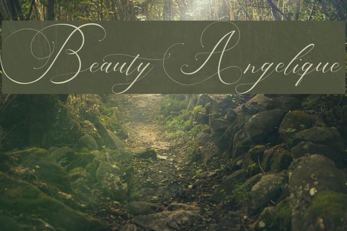 Beauty Angelique Fuentes examples