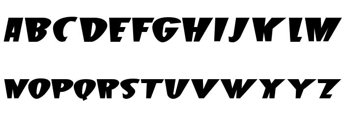BeetleJ Шрифта строчной