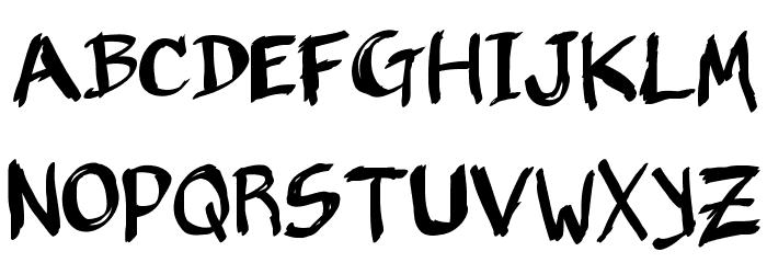 Belligerent Madness لخطوط تنزيل الأحرف الكبيرة