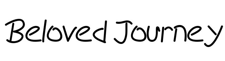 Beloved Journey  नि: शुल्क फ़ॉन्ट्स डाउनलोड