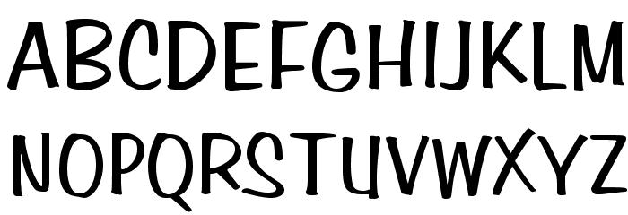 Benguiat Frisky Font UPPERCASE