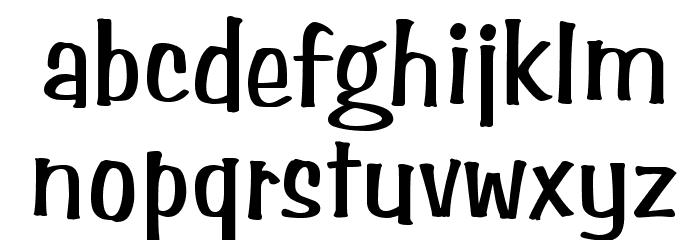 Benguiat Frisky Font LOWERCASE
