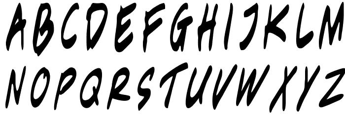 Berantas Korupsi لخطوط تنزيل الأحرف الكبيرة
