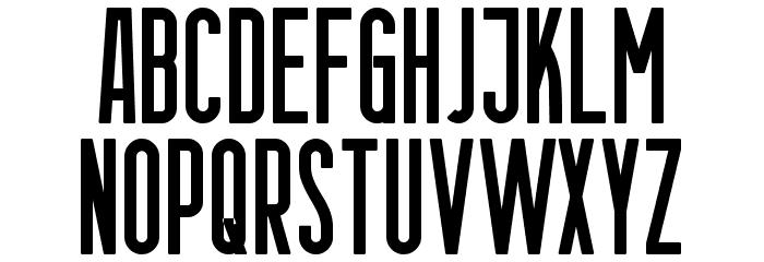 BerlinEmailBold Font UPPERCASE