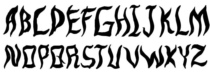 Bernie Font UPPERCASE