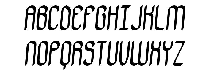Bewilder BRK Font Litere mari