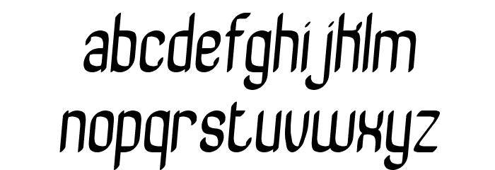 Bewilder BRK Font Litere mici