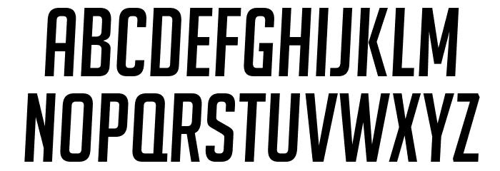 BigNoodleTitling Oblique Шрифта ВЕРХНИЙ
