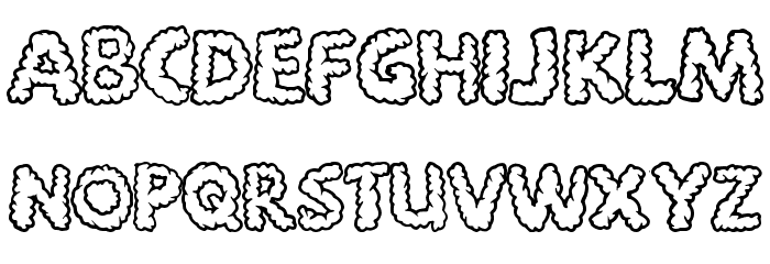 bigsmoke font