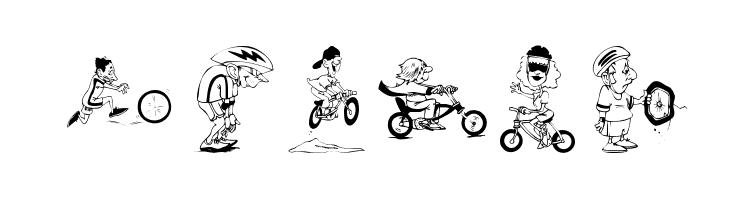 Bikers Font