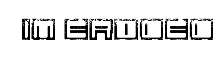 Bim eroded  Free Fonts Download