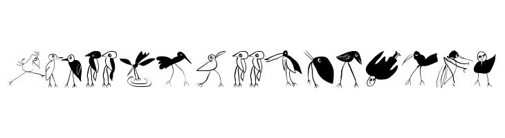 Birds-Relaunch  Descarca Fonturi Gratis