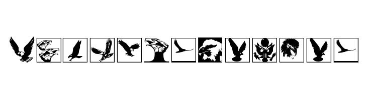 BirdsInHeaven  Fuentes Gratis Descargar
