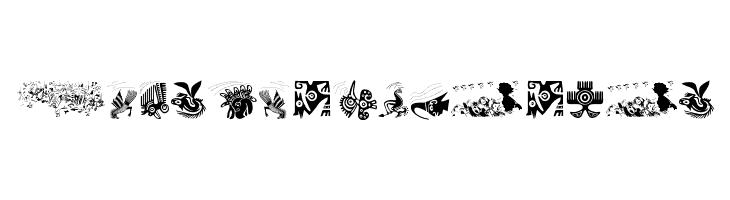 BirdsInfluenced  Скачать бесплатные шрифты