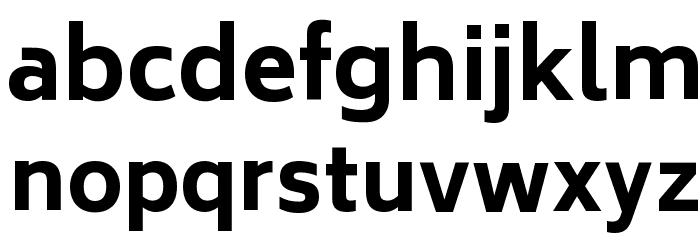 Biryani ExtraBold Font LOWERCASE