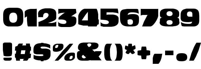 Bitchen Nord 字体 其它煤焦