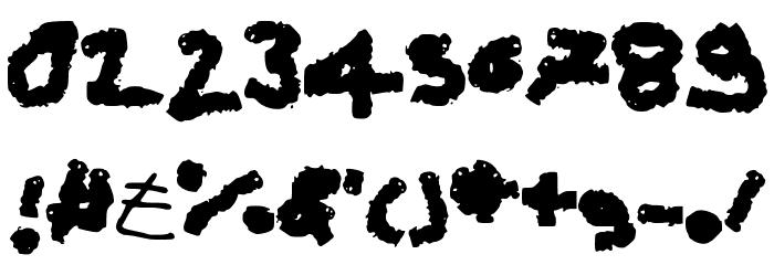 Bize_Ne_Di__er_Harflerden_Bizim_Ad__m__z_Bertug_ve_Cesur Schriftart Anderer Schreiben
