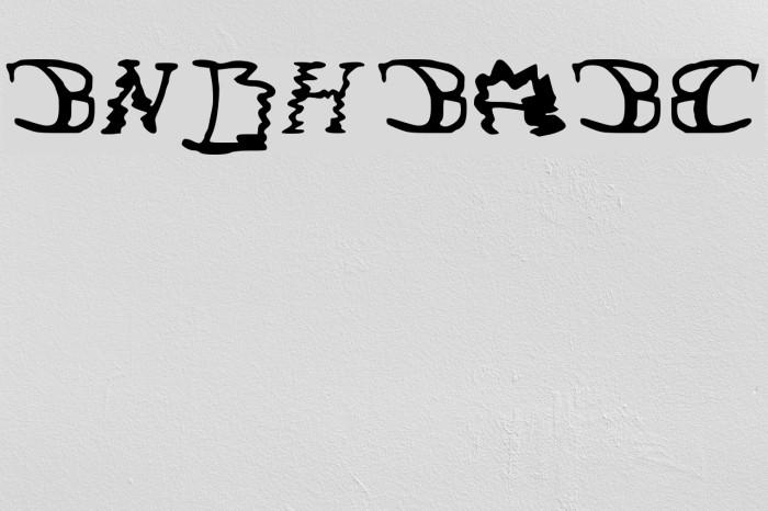 Bize_Ne_Di__er_Harflerden_Bizim_Ad__m__z_Bertug_ve_Cesur Schriftart examples