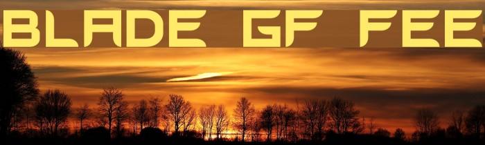 Blades GF Free لخطوط تنزيل examples