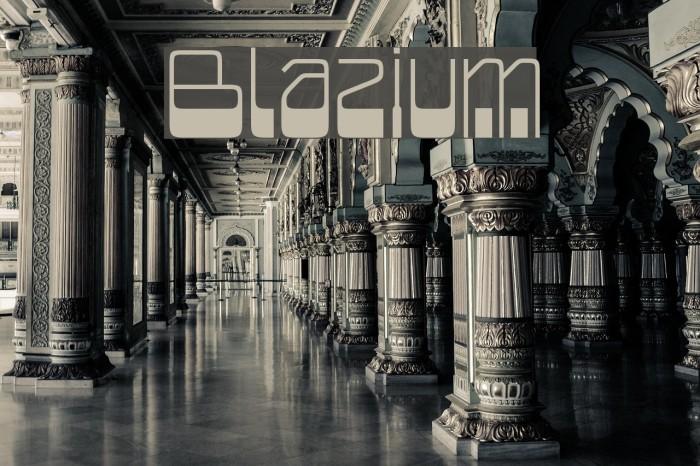 Blazium Fonte examples