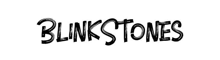 BlinkStones  Descarca Fonturi Gratis
