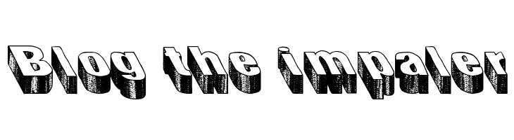 Blog the impaler  baixar fontes gratis